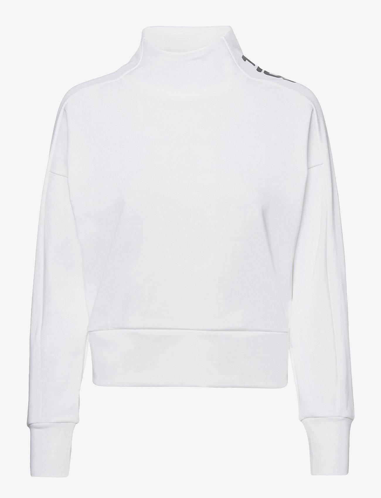 FILA - WOMEN CECE shirt - sweats et sweats à capuche - bright white - 0