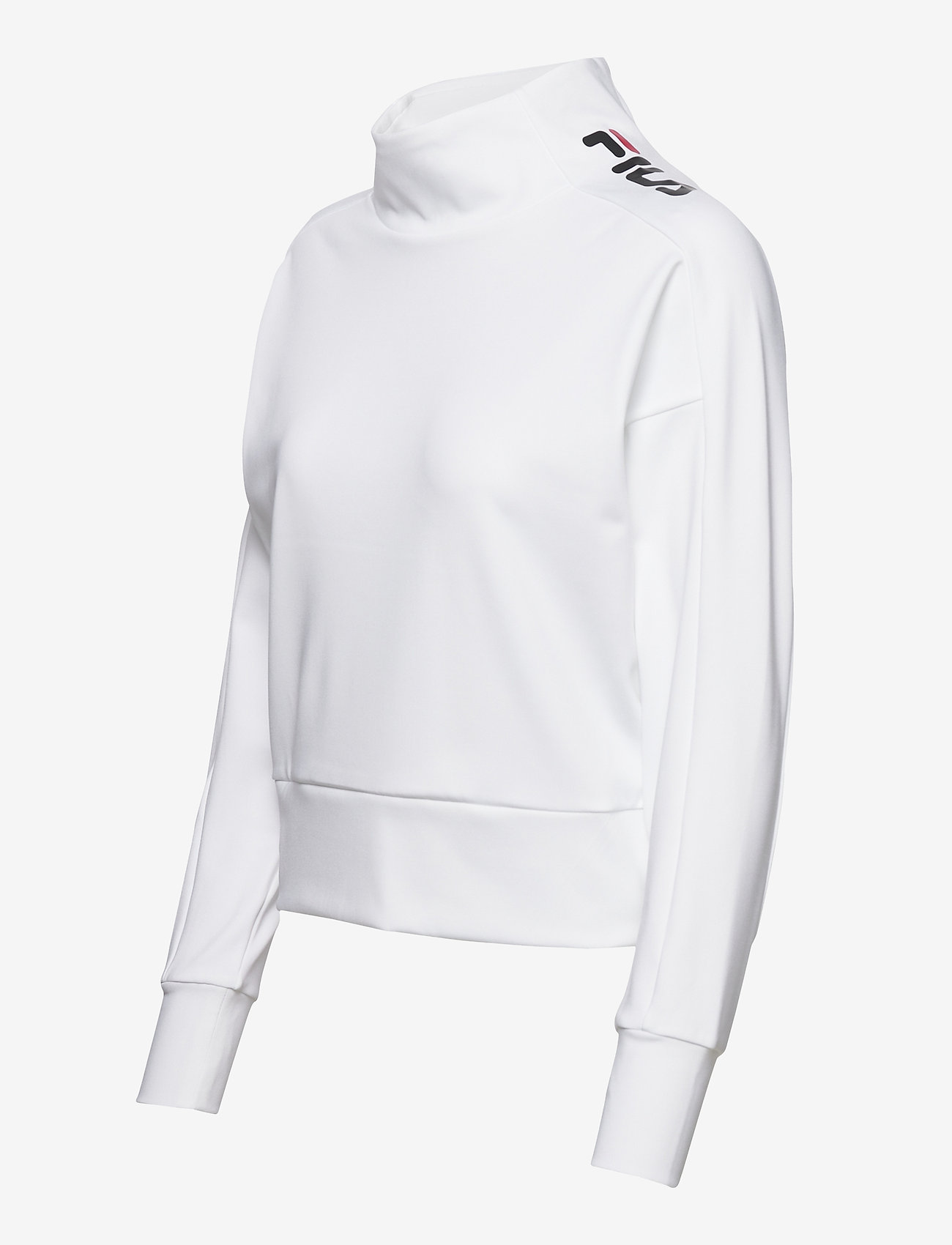 FILA - WOMEN CECE shirt - sweats et sweats à capuche - bright white - 1