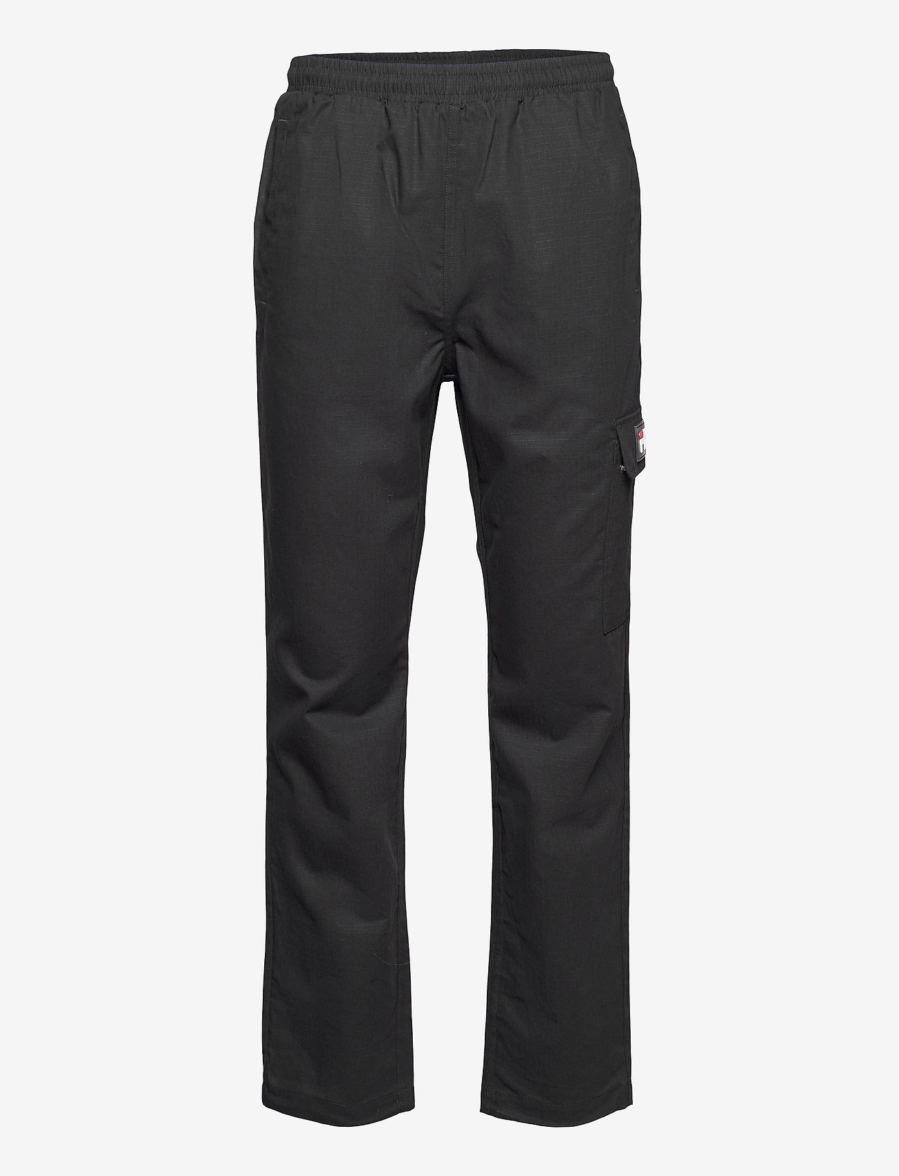 FILA - MEN CLEAVE cargo pants - pantalon cargo - black - 0