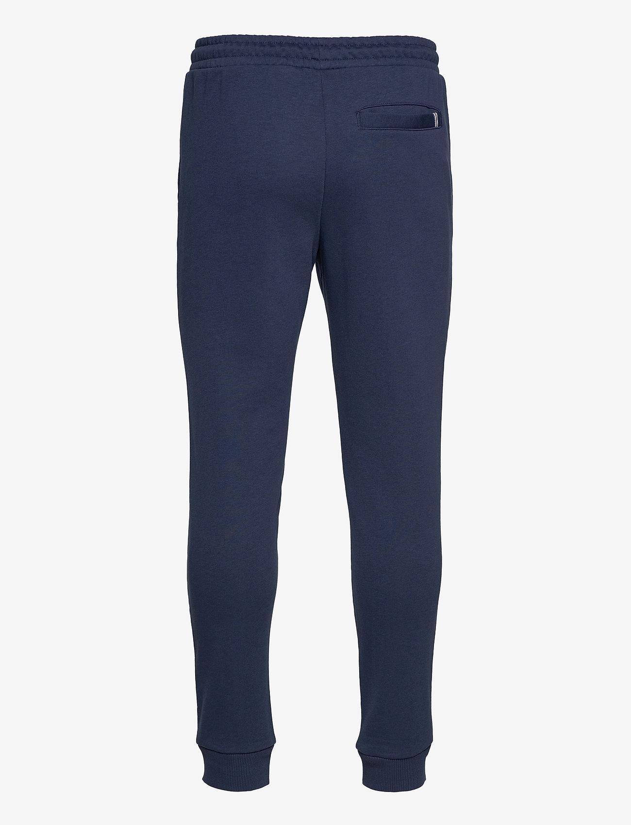 FILA - MEN SAVIR sweat pants - treenihousut - black iris - 1
