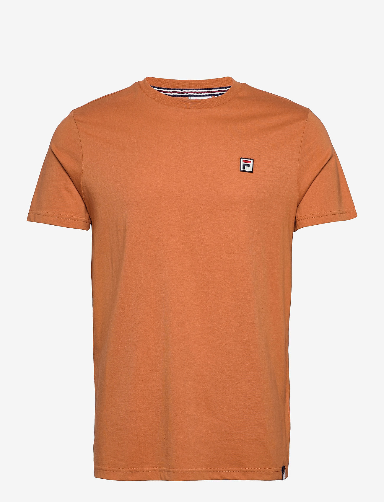 FILA - MEN SAMURU tee - t-shirts - hazel - 0