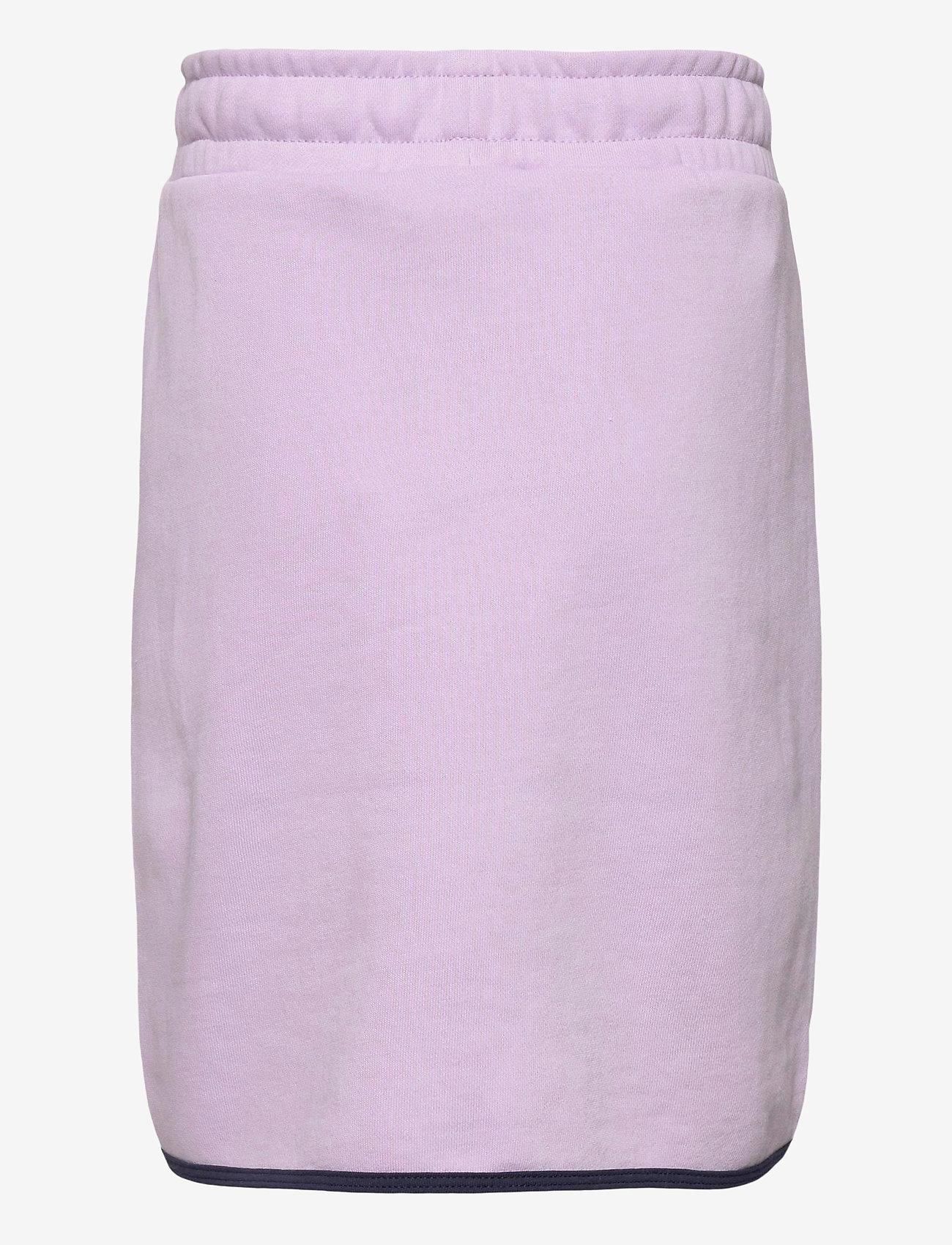 FILA - TEENS GIRLS FRANCIS sweat skirt - röcke - pastel lilac - 1