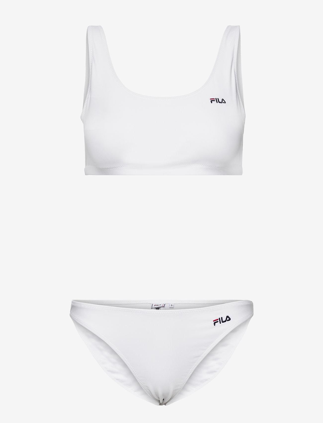 FILA - WOMEN SOFIA bikini / tango panty - bikini - bright white - 0