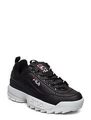 disruptor low - BLACK
