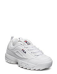 disruptor low - WHITE