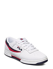 Original Fitness - WHITE / FILA NAVY / FILA RED