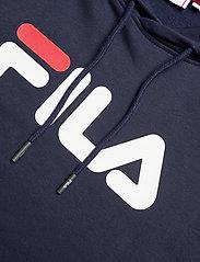 FILA - CLASSIC PURE hoody - pulls a capuche - black iris - 2