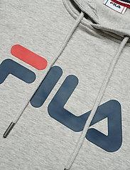 FILA - CLASSIC PURE hoody - pulls a capuche - light grey melange - 2