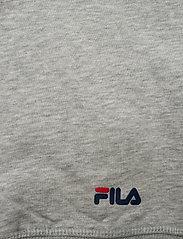 FILA - CLASSIC PURE hoody - pulls a capuche - light grey melange - 4