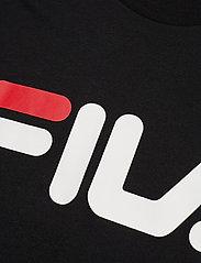 FILA - UNISEX CLASSIC PURE ss tee - t-shirts - black - 2