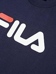 FILA - UNISEX CLASSIC PURE ss tee - t-shirts - black iris - 2