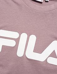 FILA - UNISEX CLASSIC PURE ss tee - t-shirts - quail - 2