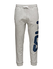 Classic Basic Pants - LIGHT GREY MELANGE