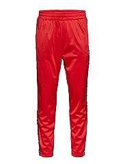 Tape Track Pants - TRUE RED