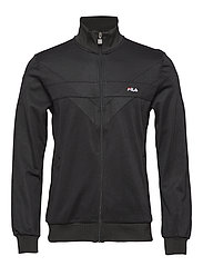 Men Sages Track Jacket - BLACK