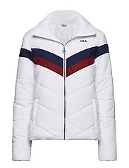 WOMEN Nanda Padded Jacket - BRIGHT WHITE