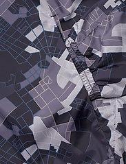 FILA - MEN ENDER AOP wind jacket - anoraks - dark city allover - 3