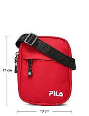 FILA - NEW PUSHER BAG BERLIN - olkalaukut - true red - 5