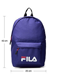 FILA - NEW BACKPACK S´COOL TWO - sacs a dos - clematis blue - 4