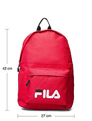 FILA - NEW BACKPACK S´COOL TWO - sacs a dos - true red - 4
