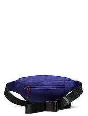 WAIST BAG SLIM (small logo) - CLEMATIS BLUE