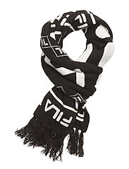 F-Box Scarf - BLACK