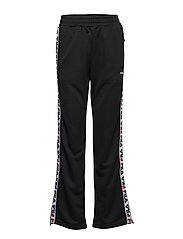 WOMEN THORA track pants - BLACK