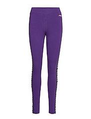 WOMEN PHILINE leggings - A033 - TILLANDSIA PURPLE