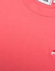 FILA - WOMEN EARA tee - t-shirts - calypso coral - 2