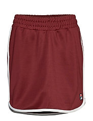 WOMEN WIES skirt - CABERNET