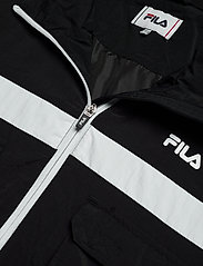 FILA - MEN UBA wind jacket - kurtki-wiosenne - black - 6