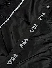 FILA - MEN UBA wind jacket - kurtki-wiosenne - black - 8