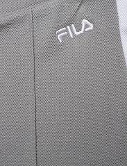 FILA - WOMEN MABLI cropped pants - sweatpants - monument-bright white - 5