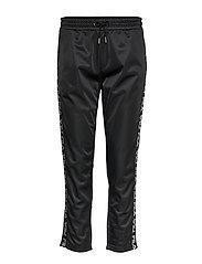 WOMEN PADMA cropped pants - 002-BLACK