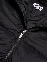 FILA - SCOOTER puffer jacket - veste sport - black - 3