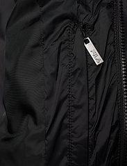 FILA - SCOOTER puffer jacket - veste sport - black - 6