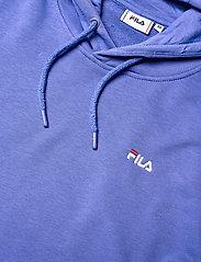 FILA - MEN EDISON hoody - pulls a capuche - baja blue - 2