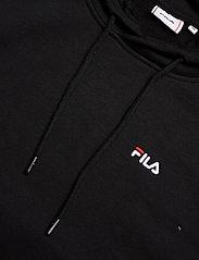 FILA - MEN EDISON hoody - pulls a capuche - black - 2
