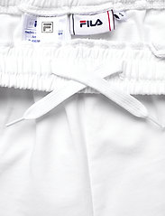 FILA - EDEL shorts high waist - chaussures de course - bright white - 4