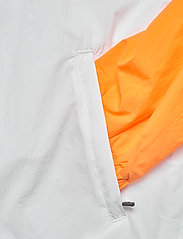 FILA - MEN ELMO woven anorak - anoraks - flame orange-bright white-black - 3