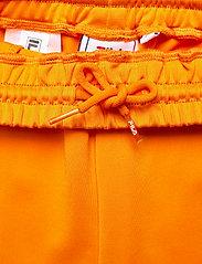 FILA - WOMEN ALLETE high waist shorts - chaussures de course - flame orange-bright white - 5
