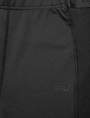 FILA - WOMEN CANIKA short leggings - chaussures de course - black - 2