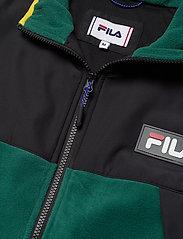 FILA - MEN CIAR fleece vest - veste sport - storm-black - 2