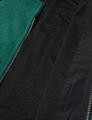 FILA - MEN CIAR fleece vest - veste sport - storm-black - 4