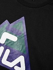 FILA - MEN CHENG raglan tee - t-shirts - black - 2