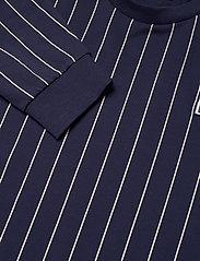 FILA - MEN HOGAN long sleeve shirt - hauts à manches longues - black iris - 2