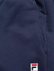 FILA - MEN SAVIR sweat pants - treenihousut - black iris - 2