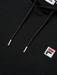 FILA - MEN SAVVA hoody - pulls a capuche - black - 2