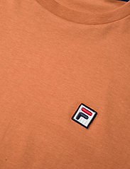 FILA - MEN SAMURU tee - t-shirts - hazel - 2