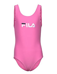 KIDS GIRLS DINA swimsuit - SUPER PINK